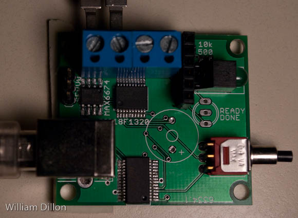 Oven ControllerBoard